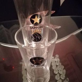 サッポロビール千葉工場40周年記念コップ