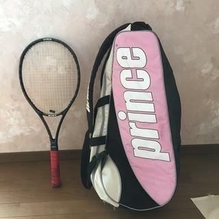 プリンス!テニスラケット&バッグ