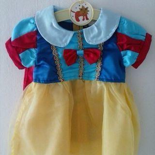 白雪姫 ドレス 80