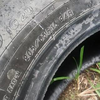 タイヤ スタッドレスタイヤ ホイールなし タイヤのみ 2本