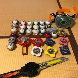 値下げ‼️仮面ライダー ゴースト 手裏剣戦隊ニンニンジャー セット