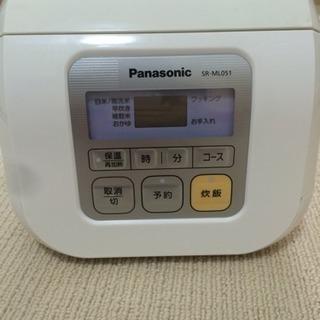 炊飯器 3合炊き 3,000円