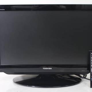 341)TOSHIBA REGZA 22A1 22型 液晶テレビ ...