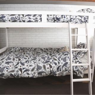 二段ベッドとマットレス
