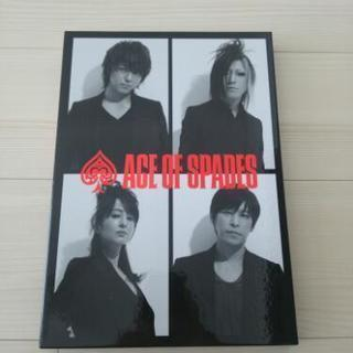ACE OF SPADES のDVD+CD