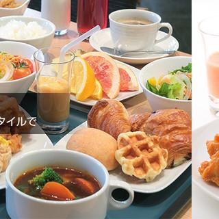 嬉しい週払い♪札幌駅前朝食カフェバイト大募集!!