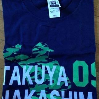 中島卓シートのTシャツ