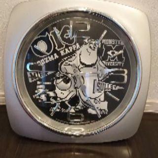 モンスターズイングの掛け時計