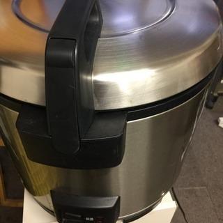 タイガー2012年式業務用炊飯器