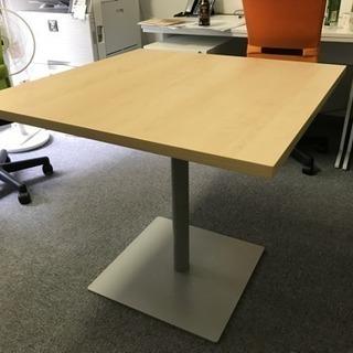 美品!事務用品!木製センターテーブル/コーヒーテーブル
