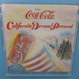 コカ-コーラ オリジナル8cmシングルCD 「GOLD RUSH...