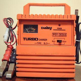 車・バイク用バッテリー充電器DC6...