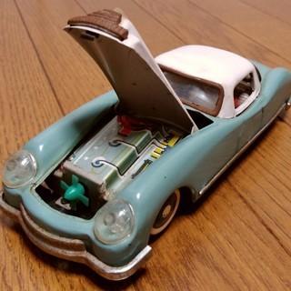 【交渉中】ブリキの自動車