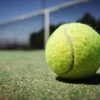 テニスしませんか?初心者歓迎!
