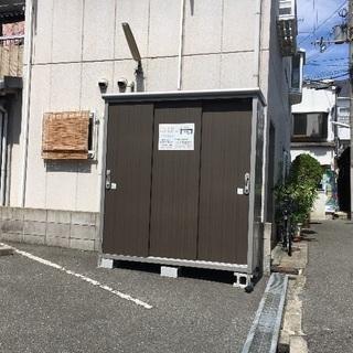 レンタル収納スペース(約0.8畳・貸物置)❗️・29年8月新設!...