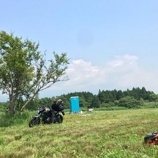 10/14 大草原キャンプツーリング メンバー募集!
