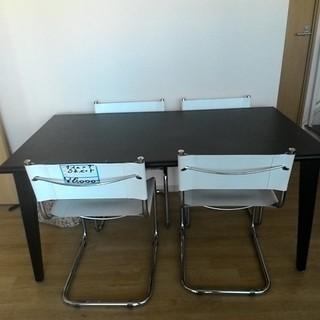 ダイニングテーブル 椅子4客 5点セット