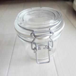 無印良品 ガラス 保存 ソーダガラス密封ビン 約225ml