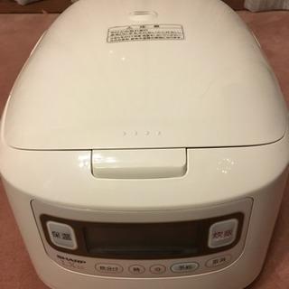 電子ジャー炊飯器