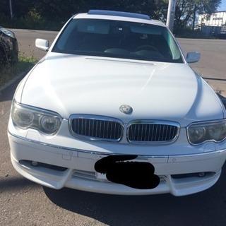 ※最終値下げ※BMW745LI 検31.6.28まで付き