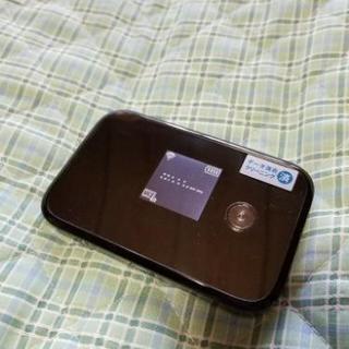 WiFi中継機になるポケットWiFi  美品