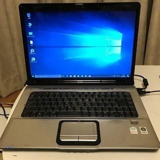 きれいな動作品 HP Pavilion dv6500 Win10 ...