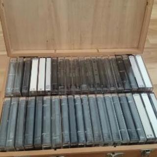 カセットテープ 40本 まとめ売り♪
