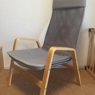 IKEA  1人掛け  ソファ