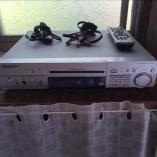 地デジ非対応 DVDレコーダー 【ジャンク品】