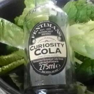 イギリスコーラ 空き瓶