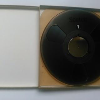 オディオ オープンリールテープ