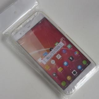 スマホケース ZenFone Max ZC550KL ケース(クリ...