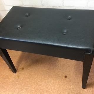 ピアノ椅子 中古 座面65×36