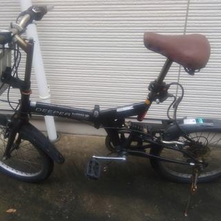 折り畳み自転車 調布駅近く