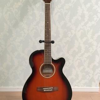 アコースティックギター (エレアコ) セピアクルー