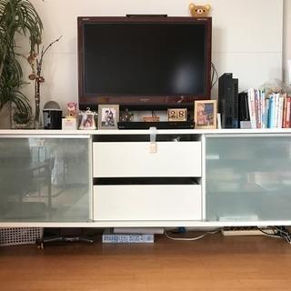 値下げ☆インテリアテレビ台