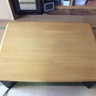 家具調こたつ  72cm × 102cm