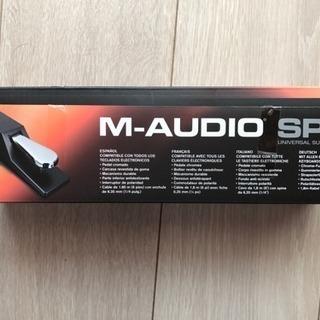 M-Audio フットペダル 電子ピアノ・キーボード対応 SP-2...