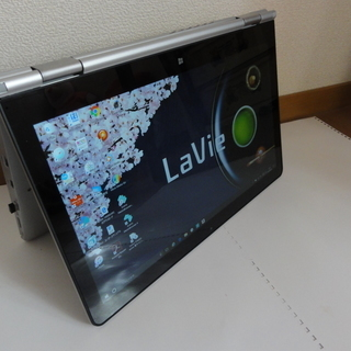 [値下げ] NEC 2in1 Lavie HA750 Core i...