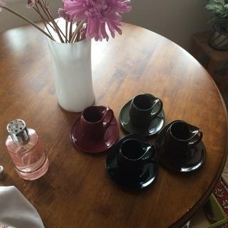 新品 コーヒー ティーカップ4セット