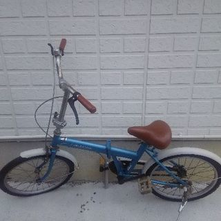 交渉中 おりたたみ自転車20インチ...