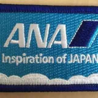 ANA空の日記念 ネームタグ