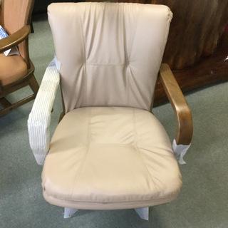 新品 回転式の食卓椅子