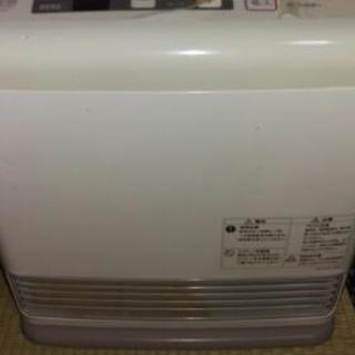 【中古】【家電】【ガスファンヒーター】東京ガス規格のファンヒーター