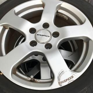 VW用16インチホイールタイヤセット4本
