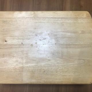 折り畳み テーブル 天然木