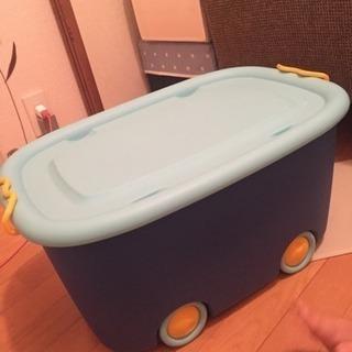 おもちゃ箱 収納 ☆