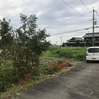 滋賀県の田舎の畑貸します。‼️値下げ!