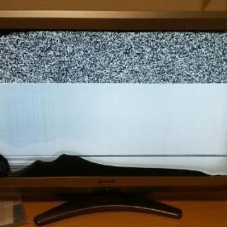 SHARP AQUOS 液晶カラーテレビ