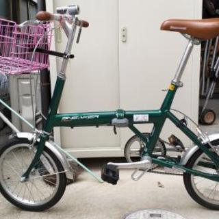 折りたたみ自転車 ブリジストン スニーカー light